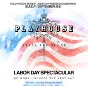 Playhouse Nightclub | Labor Day Weekend