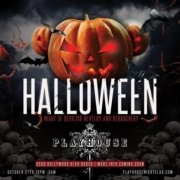 Playhouse Halloween Saturday at Playhouse Nightclub