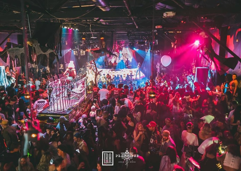 Playhouse Hollywood | Mega Halloween Event