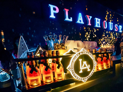 Playhouse Nightclub | Champagne Bottle Package