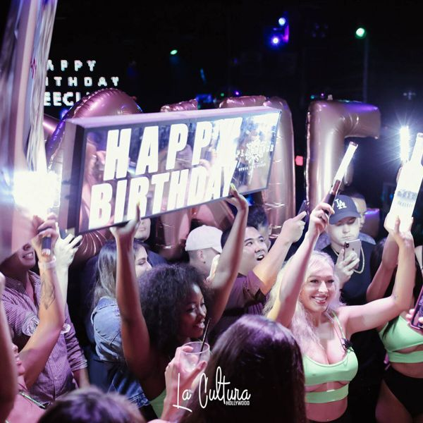 Birthday | Playhouse Nightclub